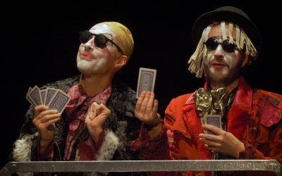 Presse - 2 Bouffes en 1 acte Palazzetto Bru Zane © Riccardo Pittaluga